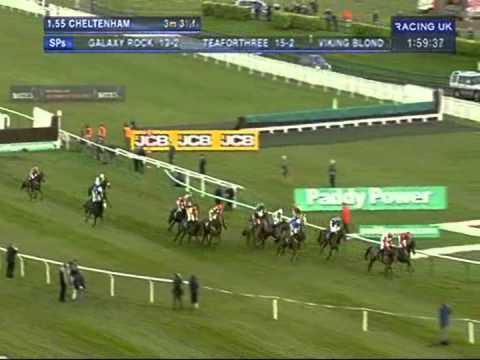 Vidéo de la course PMU THE HENRIETTA KNIGHT HANDICAP STEEPLE CHASE