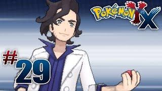 Let's Play Pokemon: X Part 29 Professor Sycamore