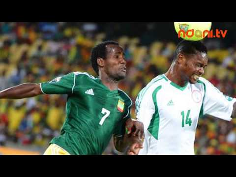 AFCON 2013 Diaries - 60 sec Review of Nigeria vs Ethiopia
