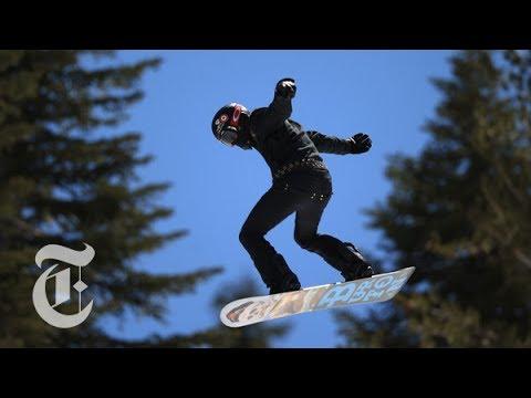Sochi Olympics 2014 | Shaun White: Halfpipe Snowboarding | The New York Times