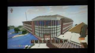 Minecraft Tv Design Auto Design Tech