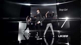 U-Kiss – Stop Girl