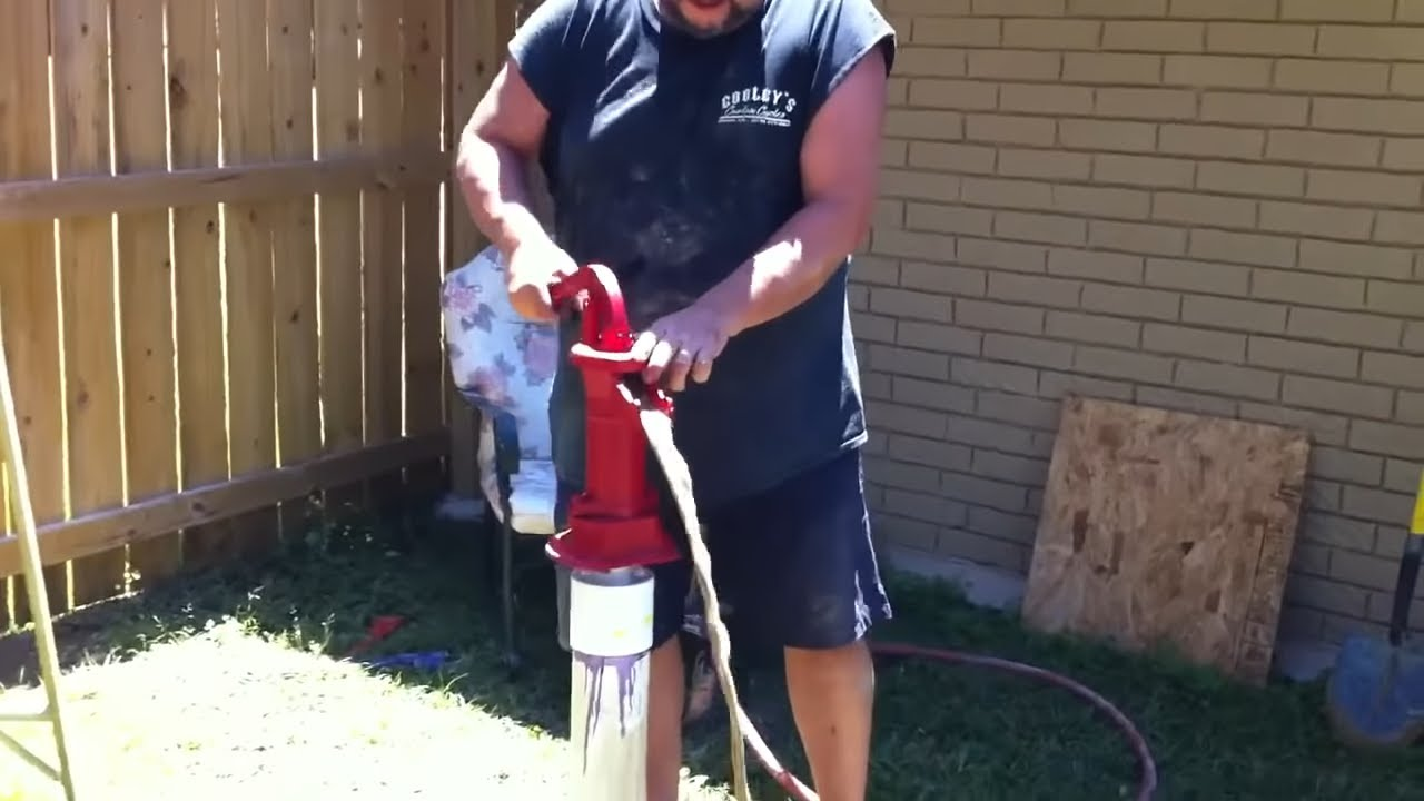How To Dig A Shallow Well 2 3 Youtube