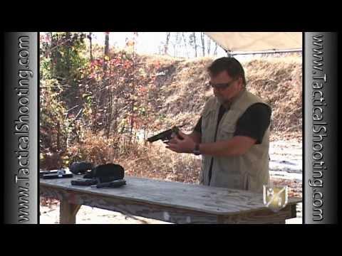 Tactical Pistol Reloading - Glock 9mm - Seg. 5