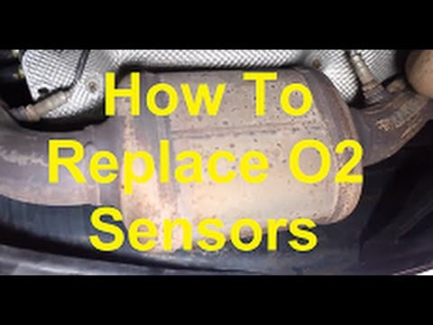 How to Replace Oxygen / O2 Sensors On Your Car