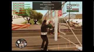 GTA San Andreas Multiplayer Multi Theft Auto Zombie