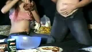 Belly Stuffing Contest
