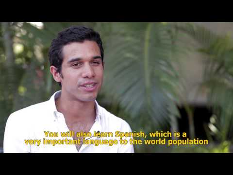 Learn more about Carlos and his experience in the Dominican Republic.