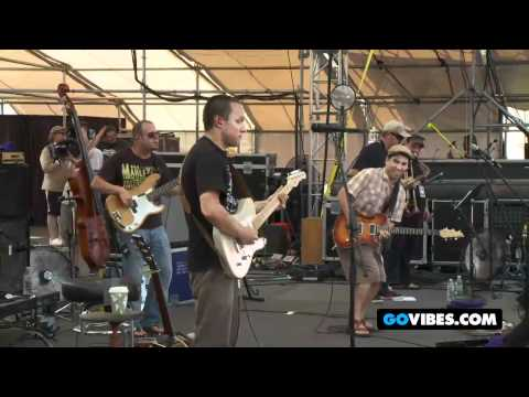 "Ryan Montbleau Band Performs ""I Can't Wait"" with Fuzz at Gathering of the Vibes Music Fesitval"