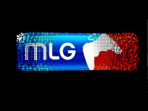 MLG Logo Title Demo - After Effects