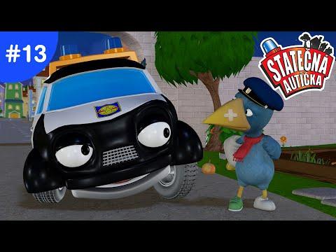 Statočné autíčka 2 - Záhradný zlodej