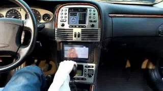 Lancia Lybra Car PC Carpc 3x touchscreen