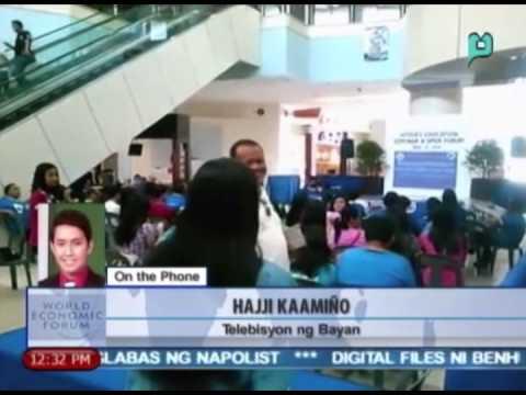 News@1: COMELEC, nagasagwa ng voter's education sa isang mall sa Pangasinan    May 22, 2014