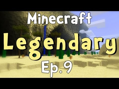 "Minecraft: Super Hostile Legendary - Ep.9 "" Underwater Railroad """