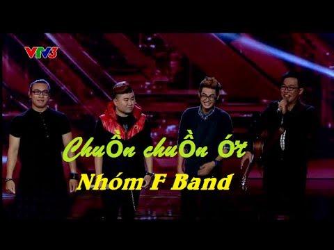 Chuồn chuồn ớt, Nhóm F Band v Khánh Bình, Nhân tố bí ẩn tập 6, Hình ảnh X Factor Vòng tranh đấu
