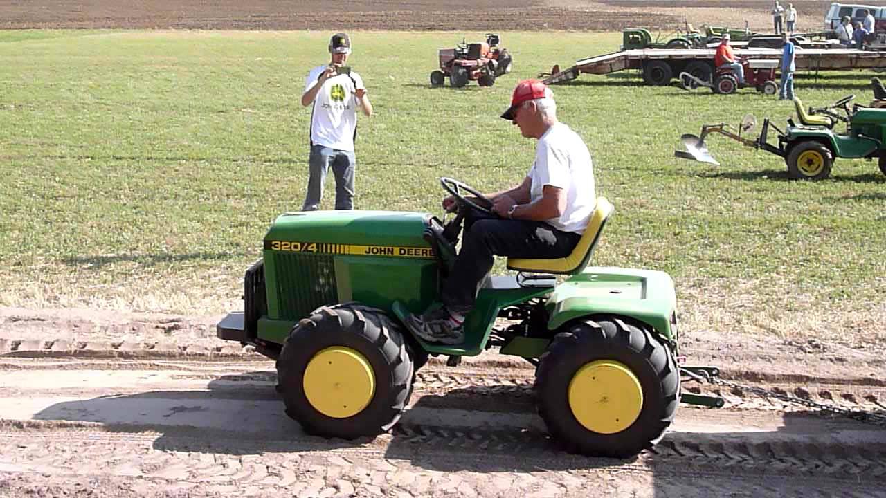 Garden Tractor Custom Truck : Custom articulating lawn tractors car interior design