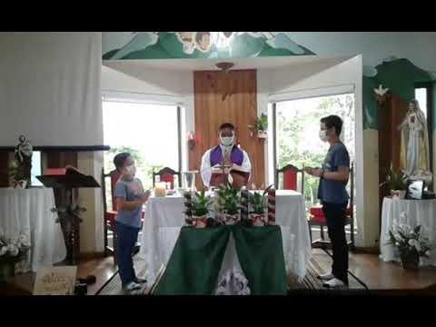 Santa Missa | 05.12.2020 | Sábado | Padre Francisco de Assis | ANSPAZ