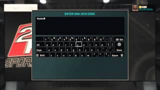 NBA 2K15 LOCKER CODES (NEW) PS4 PS3 XBOX ONE XBOX 360 PC