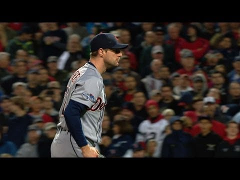 Scherzer fans 13, holds Red Sox to one run