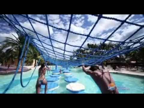 Vídeo Thermas dos Laranjais Olímpia SP