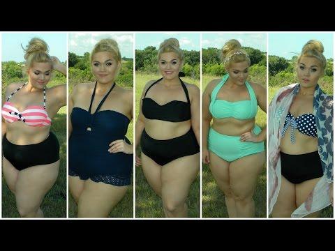 Plus-Size Swimwear Lookbook