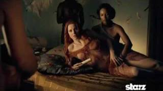 Spartacus A Serie Trailer