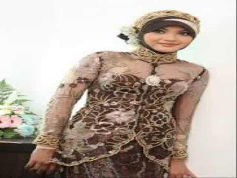 Video Model hijab  pesta Ala Citra Kirana ciput