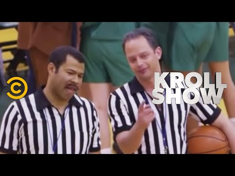 Kroll Show (feat. Jordan Peele of Key & Peele): Ref Jeff - Back on the Court