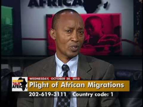 VOA Straight Talk Africa Guest former Rwandan Amb. Rudasingwa Weigh in on Migration Crisis