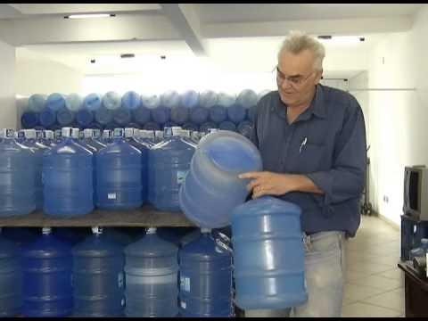Desde 2008, portaria determina que galões de água têm validade de 3 anos