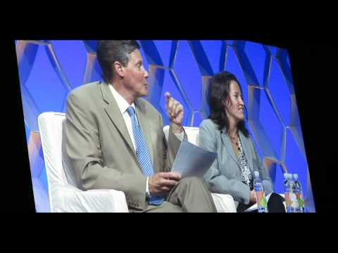 Solar Power International (SPI) 2012 CEO Panel Discussion in Orlando, FL