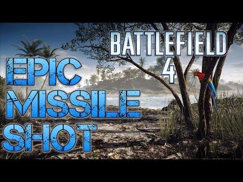 Battlefield 4 Multiplayer | EPIC MISSILE SHOT | Jack Saves the Day