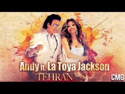 "Andy featuring La Toya Jackson ""Tehran"" official music video HD"