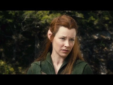 THE HOBBIT 2 The Desolation Of Smaug Trailer # 3 (International)