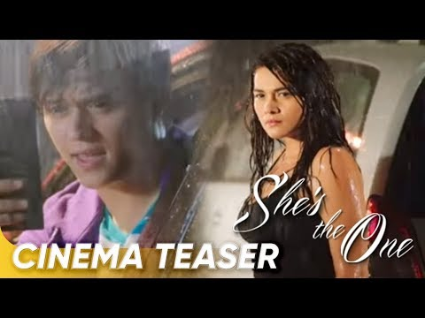 She's The One Cinema Teaser