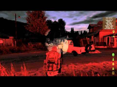 Days After Infection - Day 11 - Killing Zone (DayZ Gameplay)