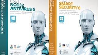 LICENCIAS Gratis Para Eset Nod32 Antivirus 6 & Eset Smart