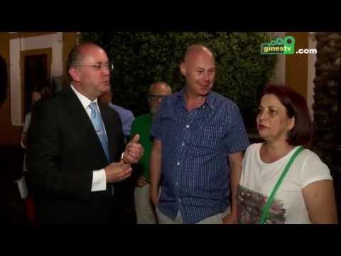 Reportaje de la jornada inaugural de la Feria de San Ginés 2015