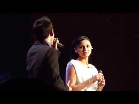 Have Yourself A Merry Little Christmas - David & Lupe Archuleta - SLC Night 2