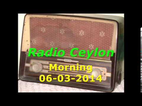 Radio Ceylon 06-03-2014~Thursday Morning~02 Ek Hi Film Se - Chhoomantar