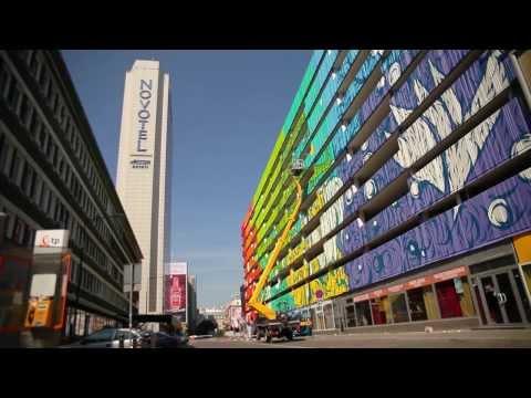 Dulux Let's Colour 2013 - Warszawa