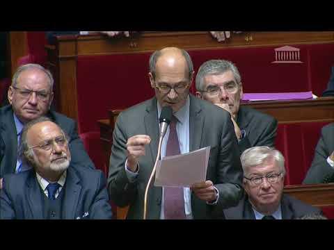 M. Éric Woerth - Changement de régime fiscal