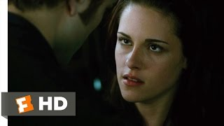 The Twilight Saga: New Moon (4/12) Movie CLIP Kiss Me