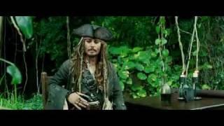 Pirates Des Caraïbes 4 La Fontaine De Jouvence Bande