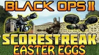 """BO2 """"Scorestreak Easter Eggs"""" (Black Ops 2 Multiplayer"""