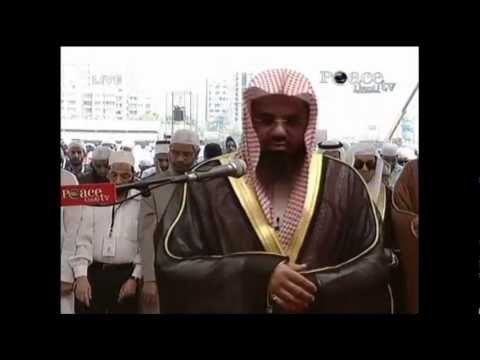 25th November 2011 Jumuah Salaah  Mumbai India by Sheikh Shuraim - peace conference 2011