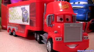 Carros 2 Mack Caminhão Da Equipe Relâmpago Mcqueen Quick