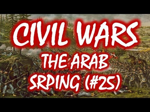 Civil Wars MOOC (#25): The Arab Spring