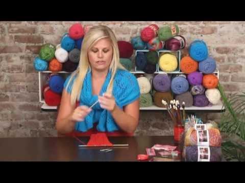 YouTube Knitting Videos - Magazine cover