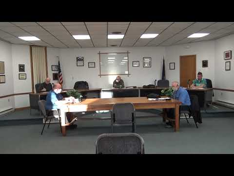 Rouses Point Village Board Meeting 4-20-20